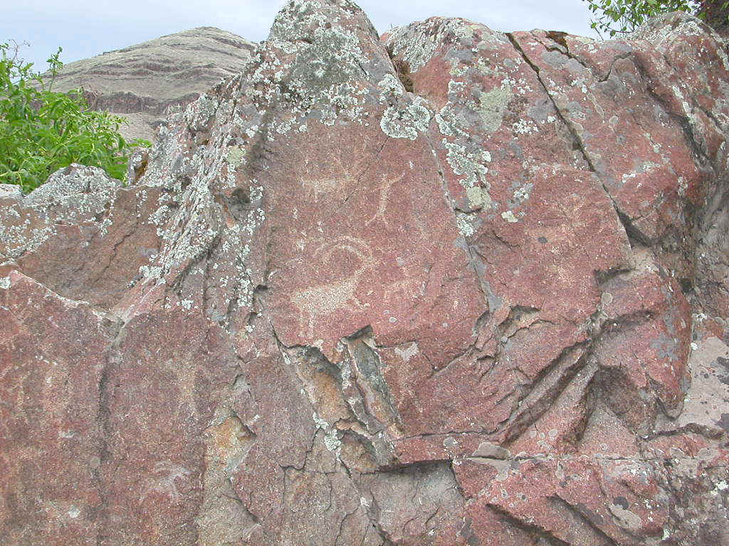 04427034 PDX Hells Canyon pictographs.jpg (210851 bytes)